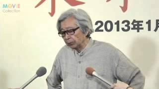 山田洋次監督 緊急囲み取材