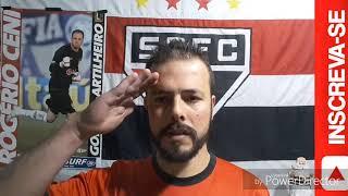 TENTANDO O MILAGRE DE GANHAR A SEGUNDA SEGUIDA E AINDA MAIS FORA DE CASA...MAIS AQUI EH SÃO PAULO P....