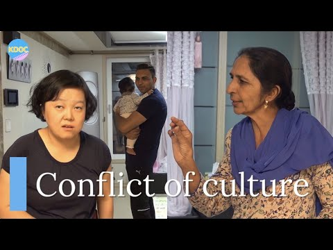 Neverending feud between Indian mother-in-law and Korean daughter-in-law [Part 2] | K-DOC