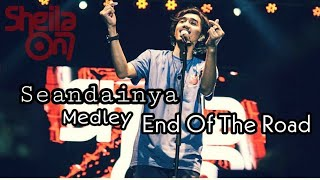 Video Sheila On 7 - Seandainya medley End Of The Road | Live at CITY CONCERT BOLD XPERIENCE 2019 Makassar MP3, 3GP, MP4, WEBM, AVI, FLV Juli 2019