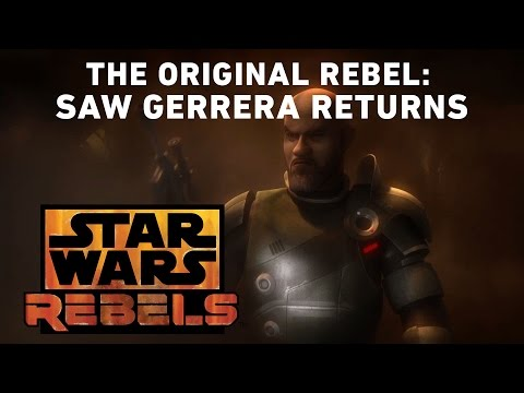 Star Wars Rebels 3.12 (Clip)
