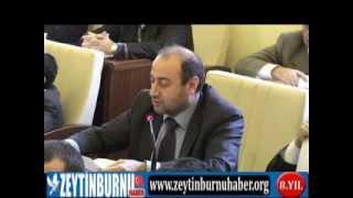 Zeytinburnu Belediye Meclisi Ocak Ayı 2 Birleşim 2014
