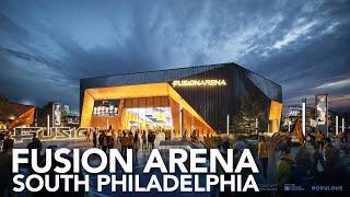Fusion Arena: $50M esports arena planned for Philadelphia Sports Complex