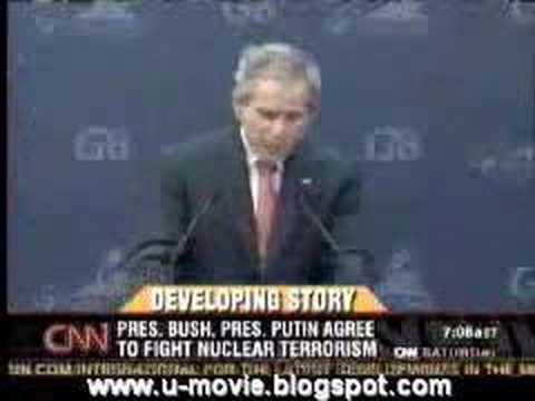 Putin rebuffs Bush