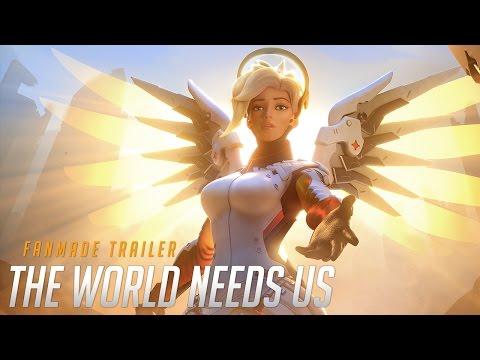 鬥陣特攻:這個世界,需要你
