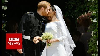 Royal wedding:  Meghan and Harry are married! - BBC News