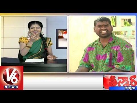 Bithiri-Sathi-Funny-Conversation-With-Savitri-On-Maha-Shivaratri-Fasting-Teenmaar-News-V6-News-08-03-2016