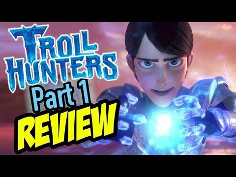Troll Hunters Part 1 In Under 8 Minutes | Nerdflix + Chill