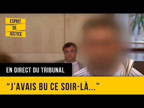 """""""Je suis vraiment désolé d'avoir fait ça ..."""" - En direct du tribunal Rennes - Dossier n°5"""