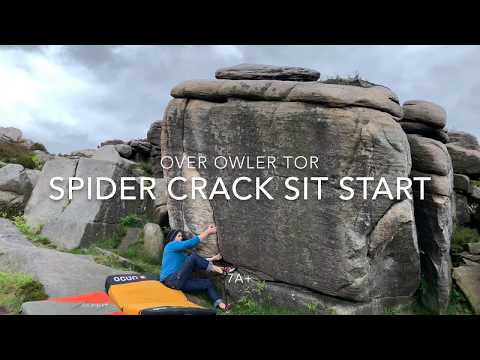 Spider Crack sit start