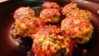 "How To Cook ""Tomato Basil Meatballs"""