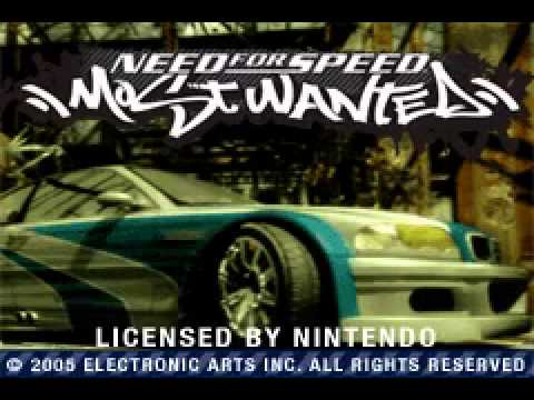 need for speed most wanted gba cheats