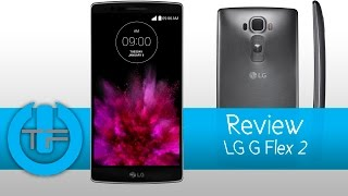 LG G FLex 2 Review Completo