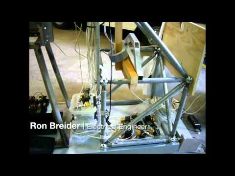 Electrical System Test for Rocket Prototype