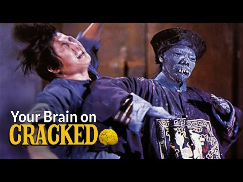 Jumping Zombie Vampires - Your Brain on Cracked - Mini Episode