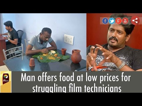 Man-offers-food-at-low-prices-for-struggling-film-technicians