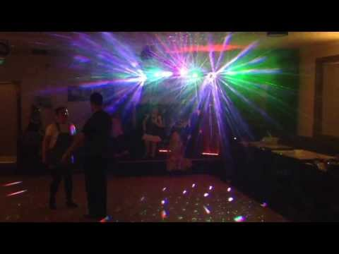 A video of our lighting rig. To book Dj Ash please visit our website:www.djash.co