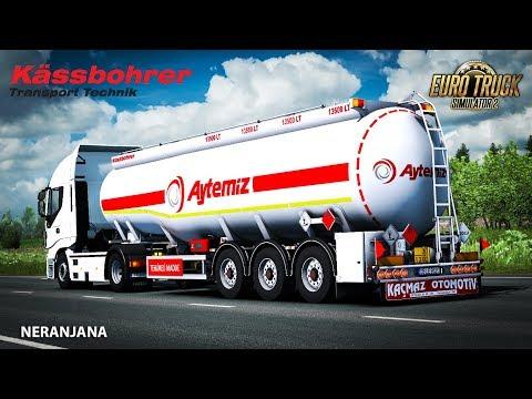 Kassbohrer Tanker Trailer 1.35