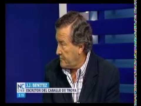 J.J. Benítez en Costa Rica (Canal 11 – 2014)