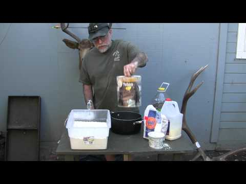 Testa's Taxidermy Tip's – Making Glue