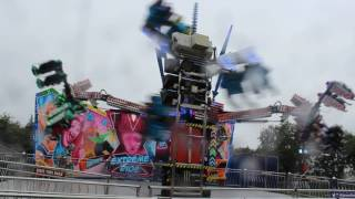 Willam Danters Extreme Ride Caerphilly Big Cheese 2017