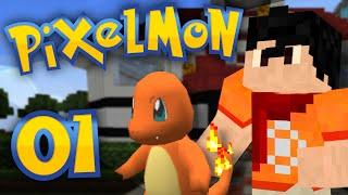 Pixelmon - Episode 1 | Return to Pocket Pixels! by Munching Orange