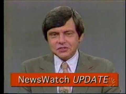 Doug White Blooper from 1980's