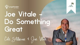 On today's show, we have Dr. Joe Vitale, globally famous author, speaker, musician, marketing expert, and movie, TV, and radio...