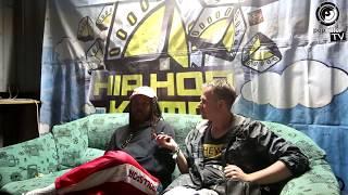 "Like (Pac Div) (Hip Hop Kemp 2018) - interview - on the return of Pac Div, solo album ""GABRIEL"""