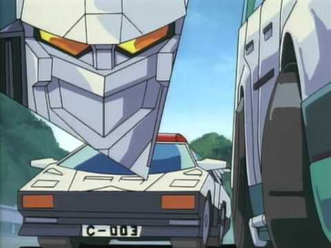 robots in disguise - Episode 24: Ultra Magnus.