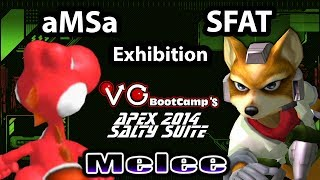 Awesome set between aMSa (Yoshi) and MIOM SFAT (Fox)