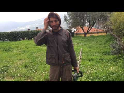 Tagliasiepi a batteria HITACHI