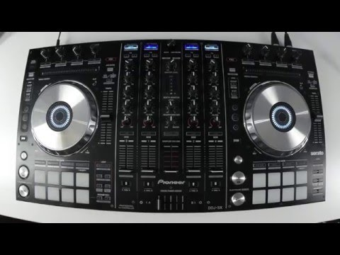 Pioneer DJ DDJ-SX - Setup & rekordbox DJ introduction (Windows)