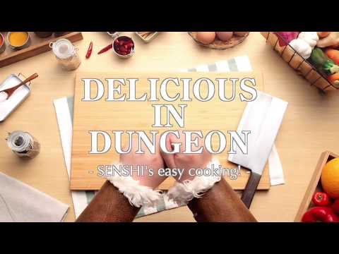 Delicious Dungeon Book Trailer!