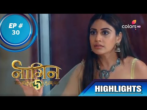 Naagin 5 | नागिन 5 | Episode 30 | Veer Puts Bani In A Glass Cage!