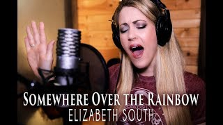 \'Somewhere Over the Rainbow\' - (Ariana Grande) Cover by Elizabeth South