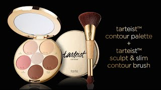 tarteistry: how-to contour like a pro