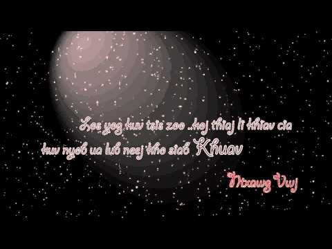 Sad Hmong  Song 2013 Yuav Qhais Koj Li Cas