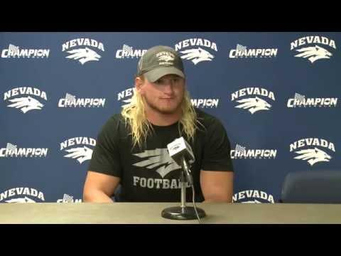 Brock Hekking Interview 10/19/2014 video.
