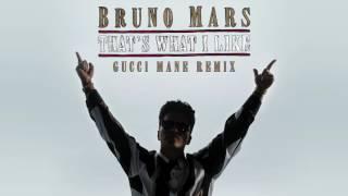 Bruno Mars - That's What I Like (Gucci Mane Remix) Video