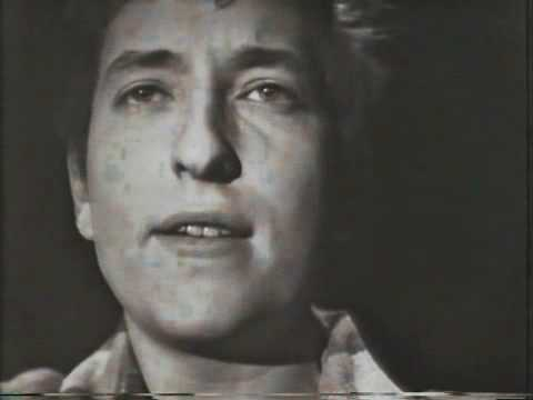 Bob Dylan - Westinghouse TV Special (1963)