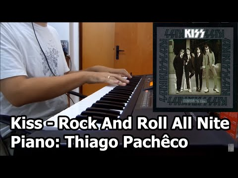 Rock and Roll All Nite - Kiss video tutorial preview