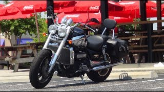 2. 2008 Triumph Rocket III - Review