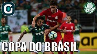 Com vantagem do empate, Palmeiras se prepara para enfrentar o Internacional em Porto Alegre. Principal desfalque do Verdão é Guerra. Já o Inter se prepara pa...