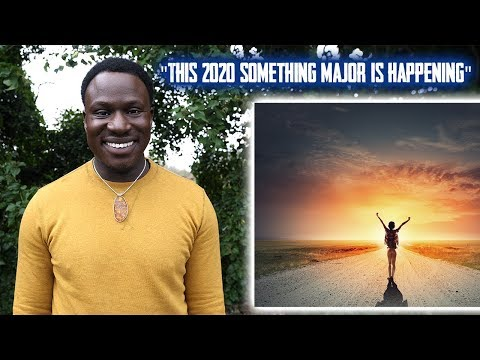 "Something Major Is Happening In 2020 | ""Millions Of People Will Never Be The Same"
