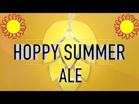 Hoppy Summer Ale Grainfather Brew 4K HD