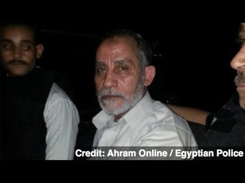 Muslim Brotherhood's Mohammed Badie Arrested in Cairo