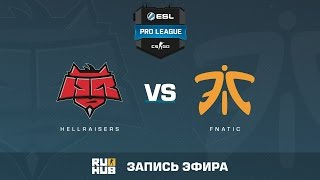 HellRaisers vs. fnatic - ESL Pro League S5 - de_cache [CrystalMay, ceh9]