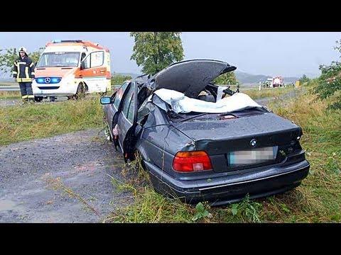 Wolfhagen: Fünf Verletzte bei schwerem Unfall