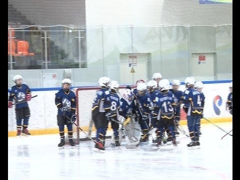 В Ледовом дворце прошёл межрегиональный турнир по хоккею с шайбой